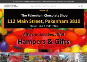 thechocolateshoppakenham.com.au