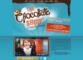 thechocolateshowmusical.com