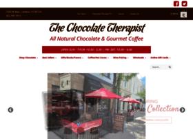 thechocolatetherapist.com
