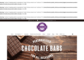 thechocolatewrapper.co.uk