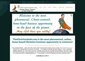 thechristiandude.com