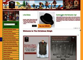 thechristmassleigh.com