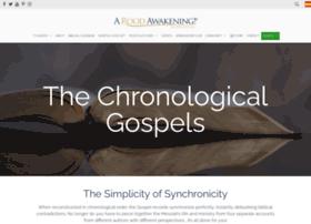 thechronologicalgospels.com