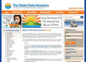 thechulavistadirectory.com