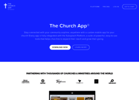 thechurchapp.org