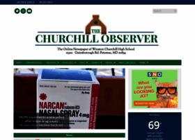 thechurchillobserver.com