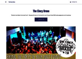 thecincybrass.com
