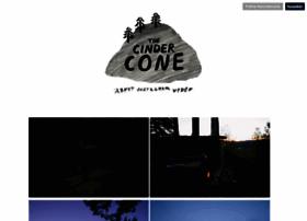 thecindercone.com