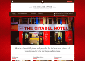 thecitadelhotel.in