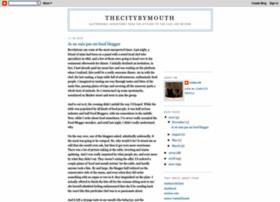 thecitybymouth.blogspot.com