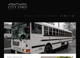thecitylimo.com