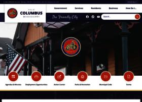 thecityofcolumbus.ms.gov