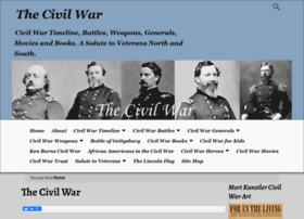 thecivil-war.com