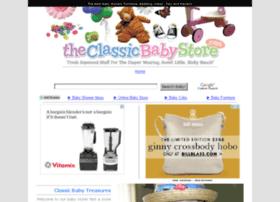 theclassicbabystore.com