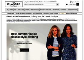 theclassicboutique.com