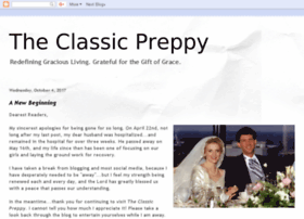 theclassicpreppy.blogspot.com