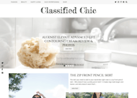 theclassifiedchic.com