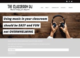 theclassroomdj.com