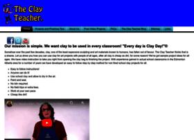 theclayteacher.com