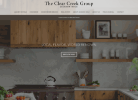 theclearcreekgroup.com
