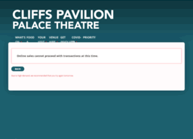 thecliffspavilion.co.uk