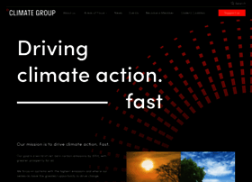 theclimategroup.org