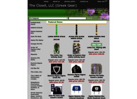 theclosetgreekitems.com