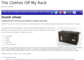 theclothesoffmyrack.com