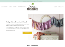 theclovermarket.com