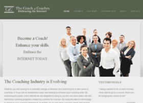 thecoach4coaches.com