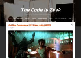thecodeiszeek.com