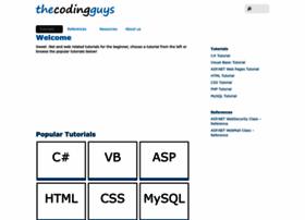 thecodingguys.net