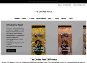 thecoffeefool.com