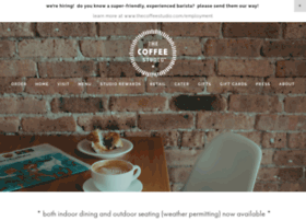 thecoffeestudio.com
