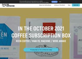 thecoffeevine.com