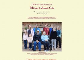 thecolefamily.com