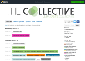 thecollective2015.sched.org