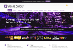 thecollegeagency.com