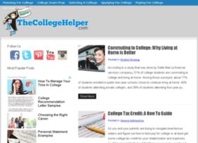 thecollegehelper.com