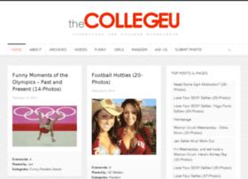 thecollegeu.com