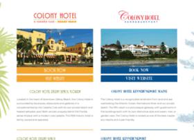 thecolonyhotel.com