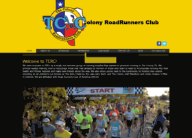 thecolonyroadrunnersclub.org