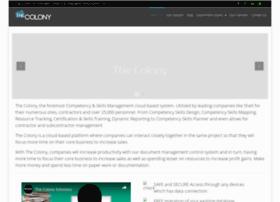 thecolonysolutions.com