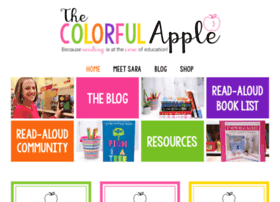 thecolorfulapple.com