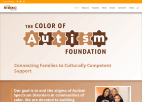 thecolorofautism.org