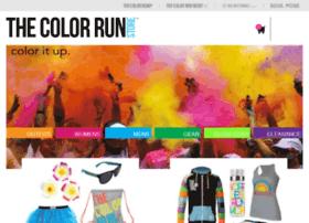 thecolorrunstore.com