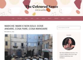 thecolouredsauce.com