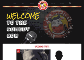 thecomedycow.co.uk