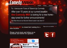 thecomedymix.com