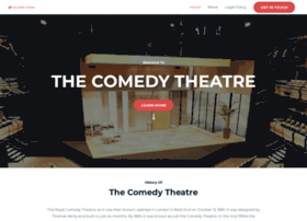 thecomedytheatre.co.uk